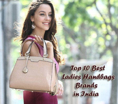 3a8d91d02bc Top 10 Best Ladies Handbags Brands in India 2018 - Most Popular - ScoopHub