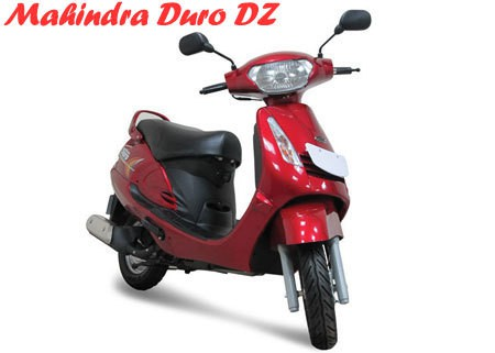 Mahindra Duro DZ