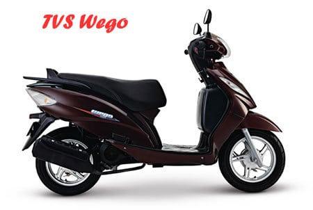 TVS Wego