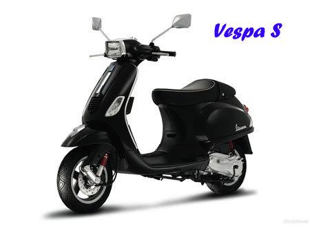 Vespa S