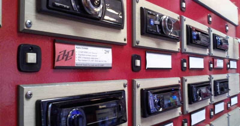 Car Stereo Audio Brands
