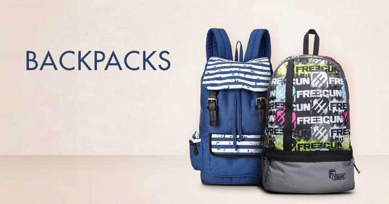 Hiking Backpacks Brands in India