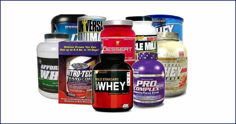 Protein Powder Brands in India