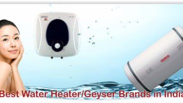 best water geyser brands in india