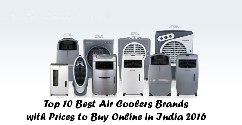 Air Coolers Brands in India