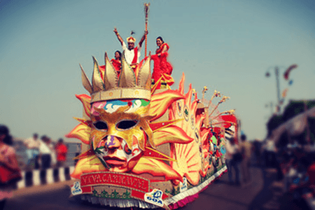 Carnival Festival, Goa