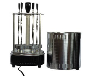 Clearline Electric Grill Tandoor (Vertical Rotisserie Grill)