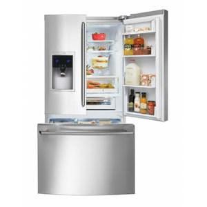 Electrolux Double Door Refrigerator