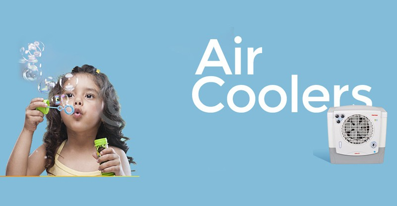 Indoor Air Coolers Brands in India