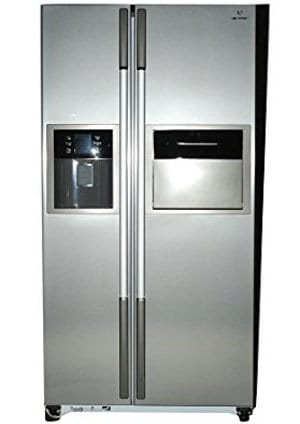 Sansui Double Door Refrigerator