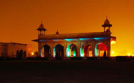 Light & Sound Show, Red Fort