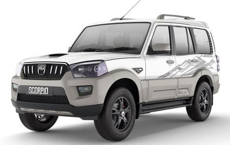 Mahindra Scorpio Limited Edition Model