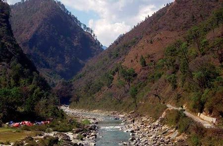 Namik-Ramganga Glacier, Uttarakhand