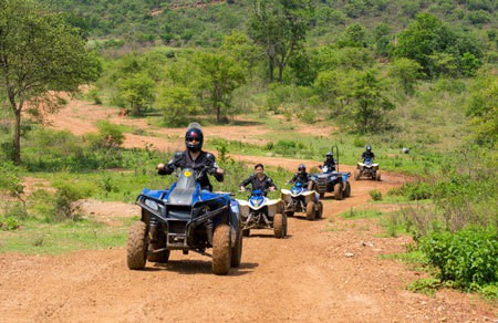 Quad Biking/ATV