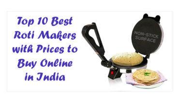 Roti Maker Price in India