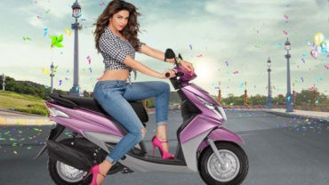 Best Scooty for Girls