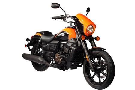 UM Motorcycles Renegade Sport S