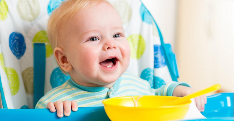 Baby Food Brands in India