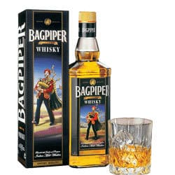 Bagpiper Whiskey