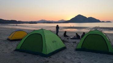 Beach Camping – Revdanda