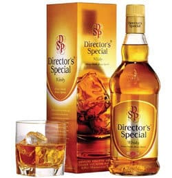 Director's Special Whiskey