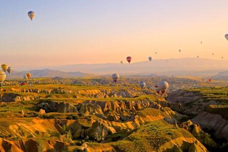Hot Air Balloon Safari - lonavala