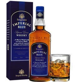 Imperial Blue Whiskey