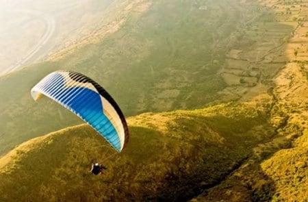Paragliding - Kamshet