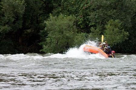 White Water Rafting – Kolad