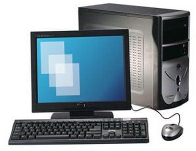 Zenith Desktop Computer