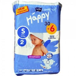 Bella Baby Diaper