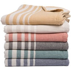 Cotton Throw Blankets