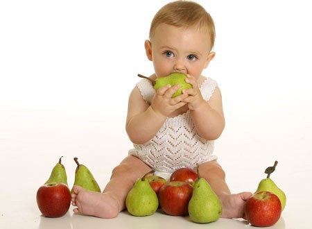 Diet Plan for 8 Months Baby