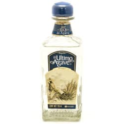 Tequila El Agave Blanco Tequila