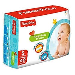 Fisher Price Baby Diaper