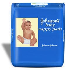 Johnson and Johnson Baby Diaper