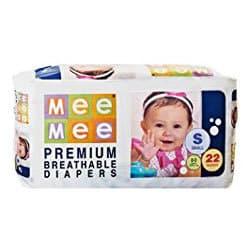 Mee-Mee Baby Diaper