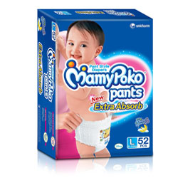 Mommy Poko Pants Baby Diaper