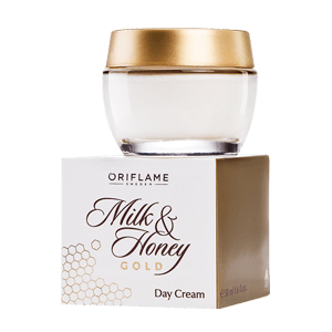 Oriflame Milk and Honey Cream