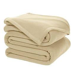 Queen Polar Fleece Thermal Blanket