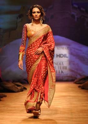 Ritu Kumar Sarees
