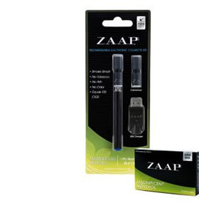 Zaap E-Cigs Rechargeable Battery Automatic Electronic Cigarette
