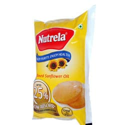 Nutrela Cooking Oil
