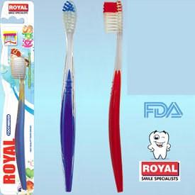 Royal Toothbrush