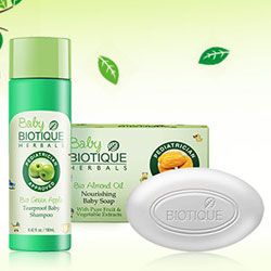 Biotique Baby Products