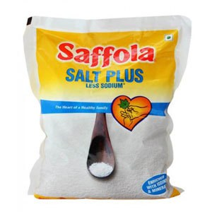 Saffola Salt Plus