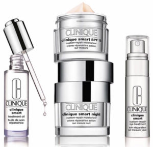 Clinique skin care