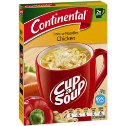 Continental Soup