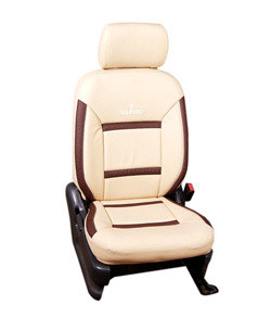 Feather Feel Leatherite Car Seat Covers