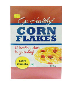 Go Healthy Corn Flakes